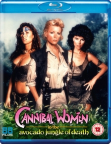 Cannibal Women in the Avocado Jungle of Death, Blu-ray BluRay