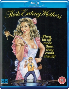 Flesh Eating Mothers, Blu-ray