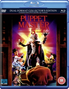 Puppet Master 5 - The Final Chapter, Blu-ray BluRay