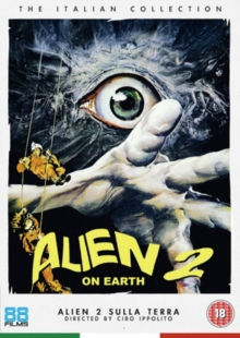 Alien 2 - On Earth, DVD DVD