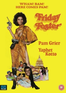 Friday Foster, DVD DVD