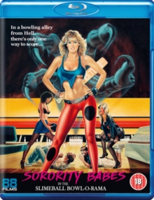 Sorority Babes in the Slimeball Bowl-o-rama, Blu-ray