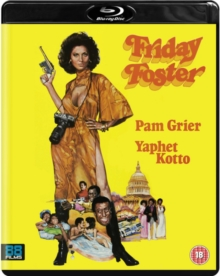 Friday Foster, Blu-ray