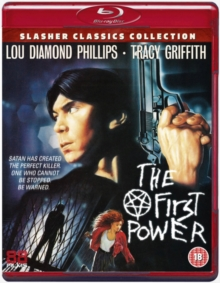 The First Power, Blu-ray