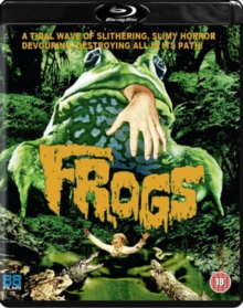 Frogs, Blu-ray