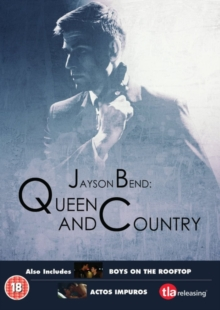 Jayson Bend - Queen and Country, DVD DVD
