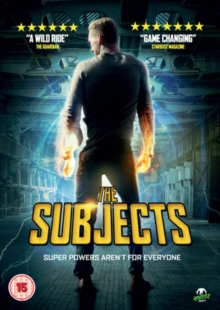 The Subjects, DVD