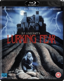 Lurking Fear, Blu-ray BluRay