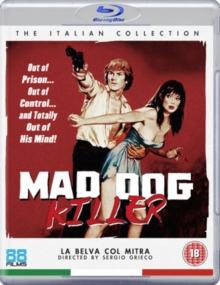 The Mad Dog Killer, Blu-ray