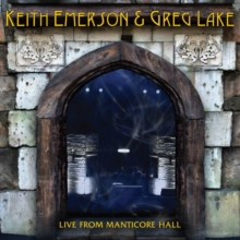 Live from Manticore Hall, CD / Album
