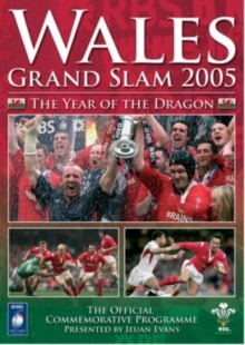 Welsh Grand Slam - Year of the Dragon, DVD