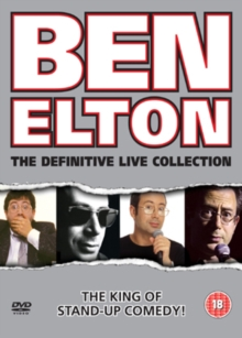 Ben Elton: Definitive Live Collection, DVD