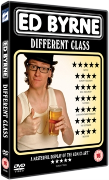 Ed Byrne: Different Class, DVD