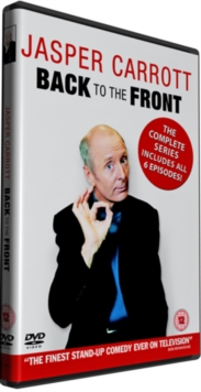 Jasper Carrott: Back to the Front, DVD