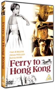 Ferry to Hong Kong, DVD