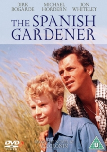 The Spanish Gardener, DVD