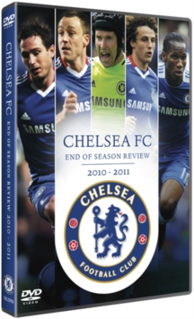 Chelsea FC: End of Season Review 2010/2011, DVD