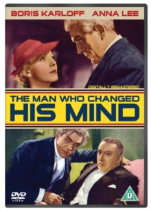 The Man Who Changed His Mind, DVD