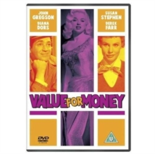 Value for Money, DVD