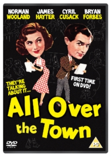 All Over the Town, DVD