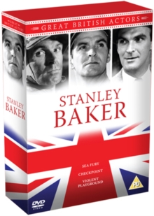 Stanley Baker Collection, DVD