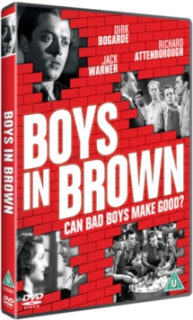 Boys in Brown, DVD