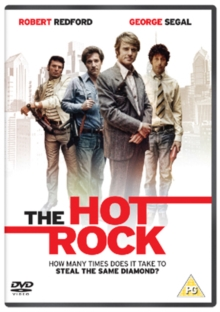 The Hot Rock, DVD DVD