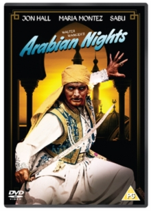 Arabian Nights, DVD