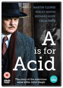 A Is for Acid, DVD