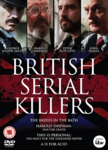 Britain's Serial Killer Box Set: A Is for Acid/Harold..., DVD  DVD