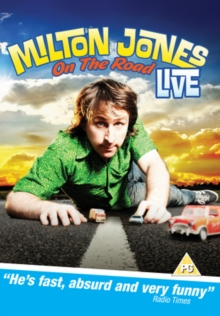 Milton Jones: Live - On the Road, DVD
