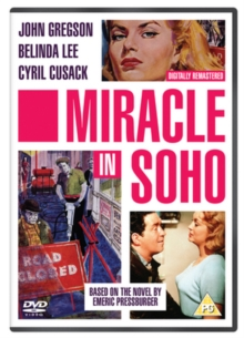 Miracle in Soho, DVD