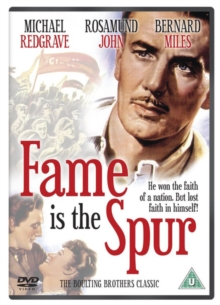 Fame Is the Spur, DVD  DVD