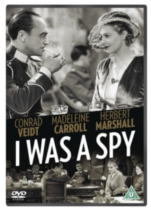 I Was a Spy, DVD  DVD