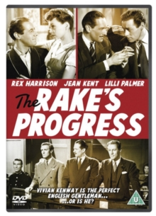 The Rake's Progress, DVD
