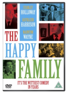 The Happy Family, DVD DVD