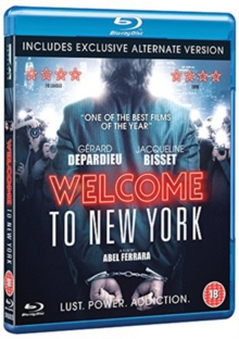 Welcome to New York, Blu-ray