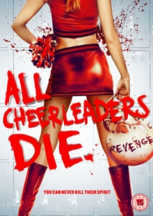 All Cheerleaders Die, DVD