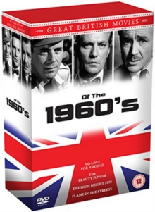 1960s Great British Movies, DVD