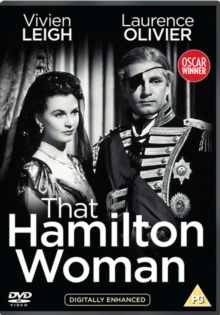 That Hamilton Woman, DVD