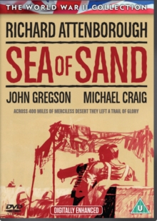 Sea of Sand, DVD