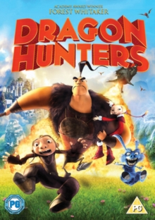 Dragon Hunters, DVD