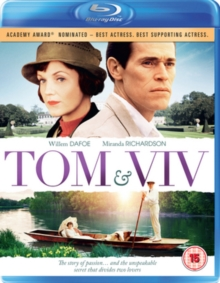 Tom and Viv, Blu-ray
