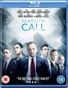 Margin Call, Blu-ray