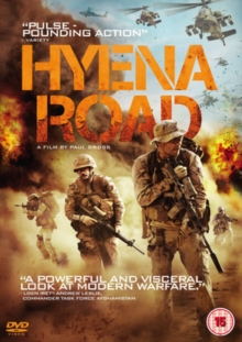 Hyena Road, DVD DVD