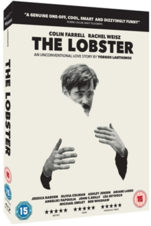 The Lobster, Blu-ray