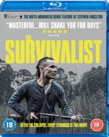 The Survivalist, Blu-ray