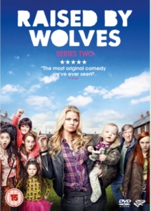 Raised By Wolves: Series 2, DVD