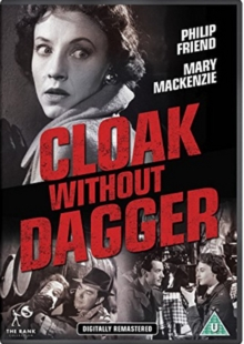 Cloak Without Dagger, DVD