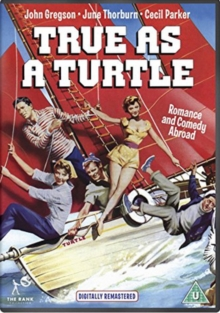 True As a Turtle, DVD